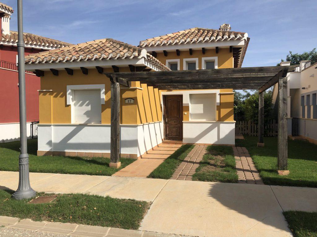 Mar Menor Golf Resort Turn Key Villas – Coming Soon